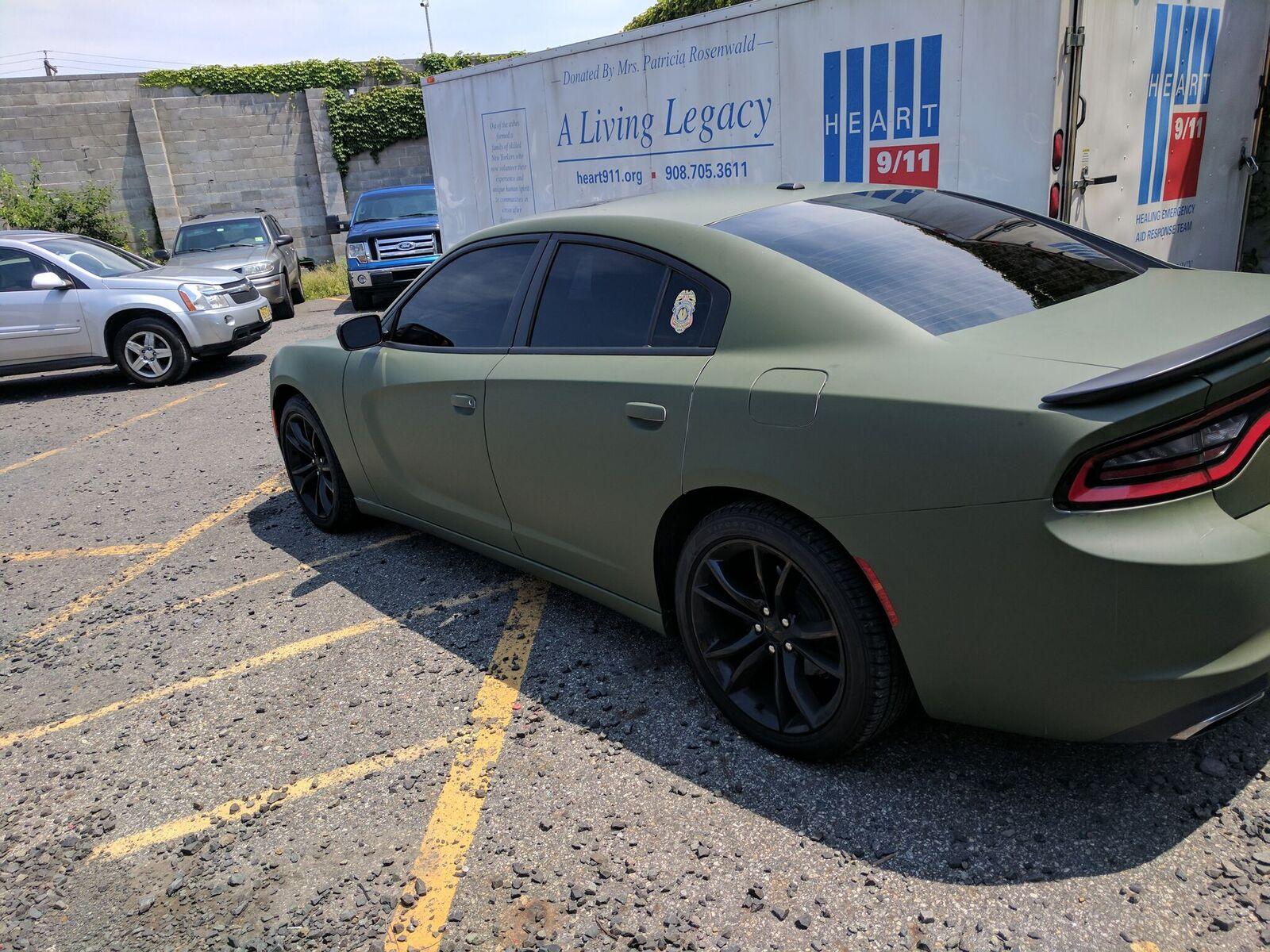 Vehicle Wraps G1 Graphics